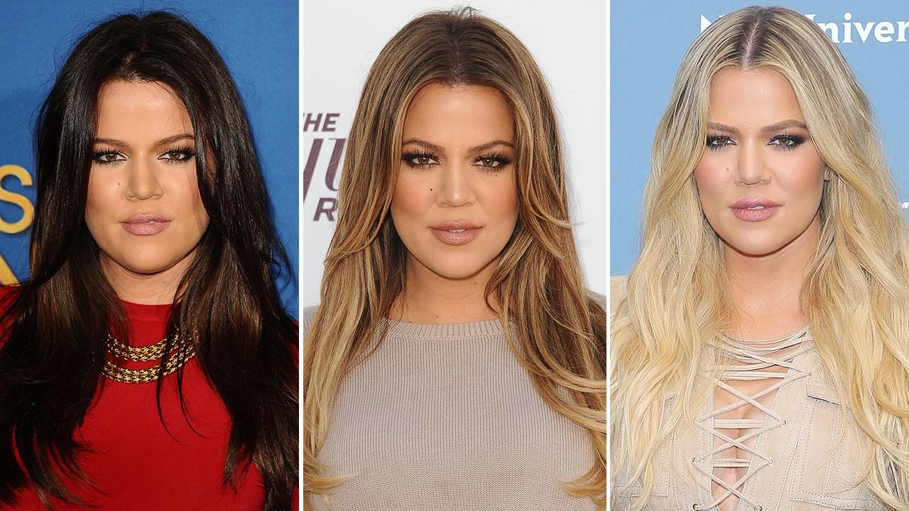 post 57 - Coloração pessoal e cores de cabelo - Khloe Kardashian